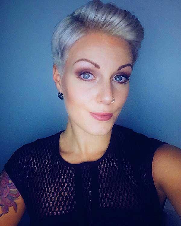 Best Short Haircuts for Women 2017