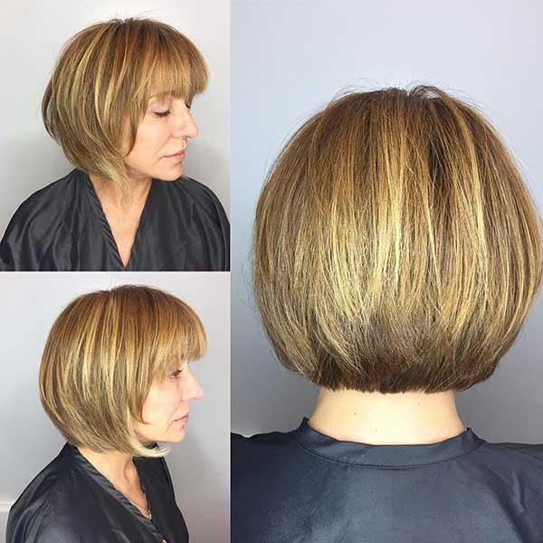 Best Short Haircuts for Women 2017 - 8