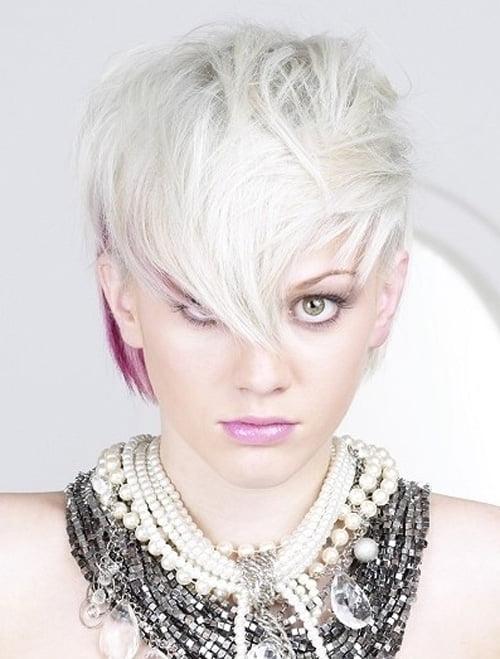 New Season Short Haircut Trends 2012-2013 For Women