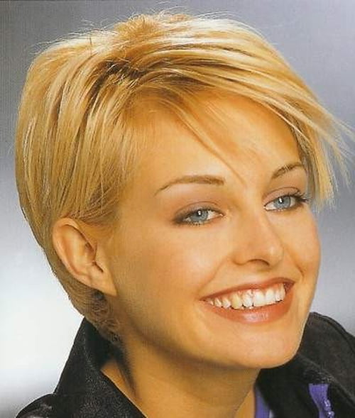 Short Haircuts for Fine Thin Hair for Women
