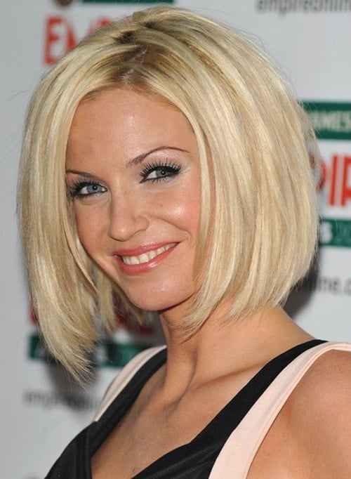 Short Length Bob Hairstyles 2014