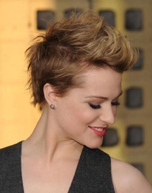 2013 Celebrity Short Pixie Haircuts