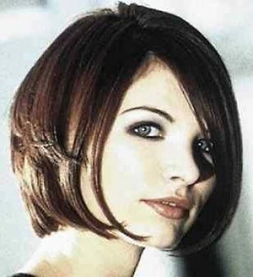 Trendy Short Bob Hairstyles 2012