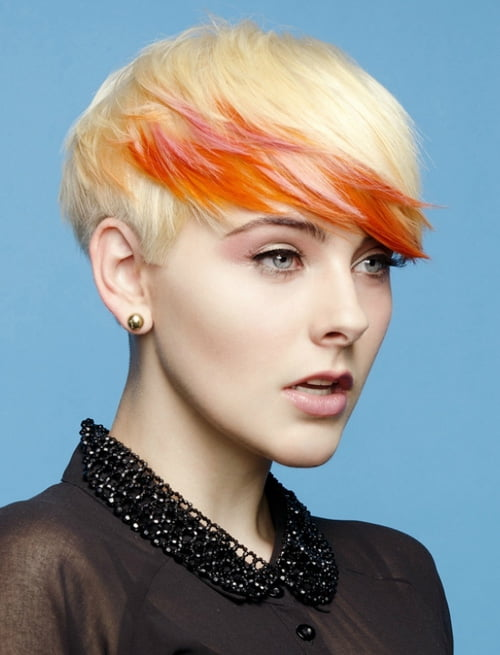Short Haircut Trends Spring 2013