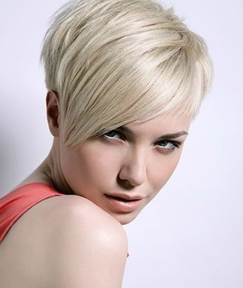 Short Hairstyles For Girls 2012
