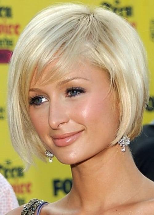 Short Layered Bob Haircuts 2012