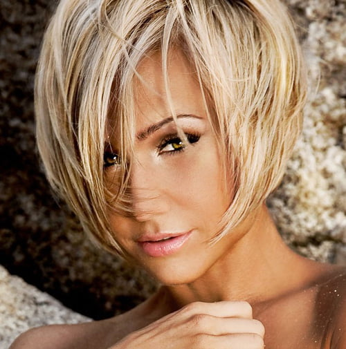 short layered bob haircut short hairstyles 2015 2016 most bob haircut ...