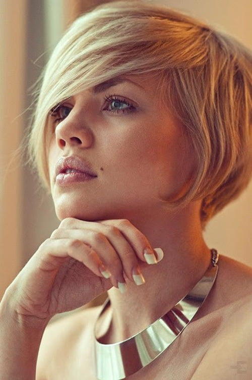Superb Best Short Bob Haircut 2012 2013 Short Hairstyles 2016 2017 Hairstyles For Women Draintrainus