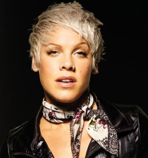 2013 Short Hairstyles for Square Face Shapes