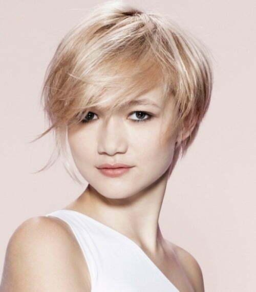 Amazing short haircut for women 2013