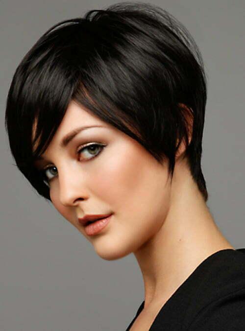 Peachy 25 Polular Short Bob Haircuts 2012 2013 Short Hairstyles 2016 Hairstyle Inspiration Daily Dogsangcom