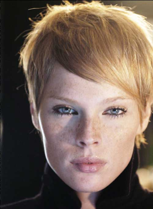Best short pixie haircuts 2013