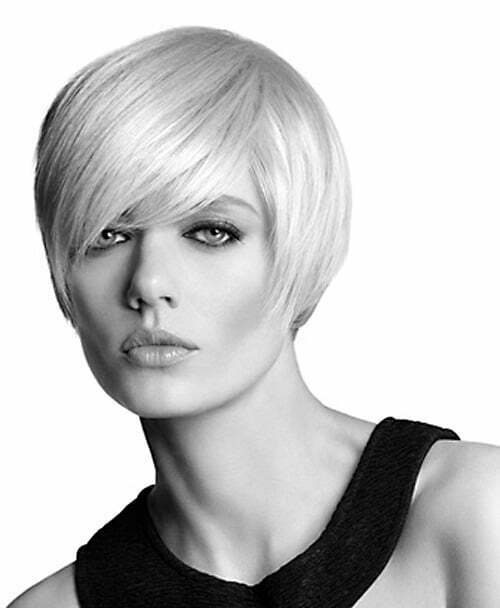 Bob hairstyles for short hair for women
