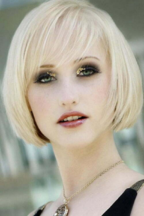 Cute Casual Short Straight Hairstyles