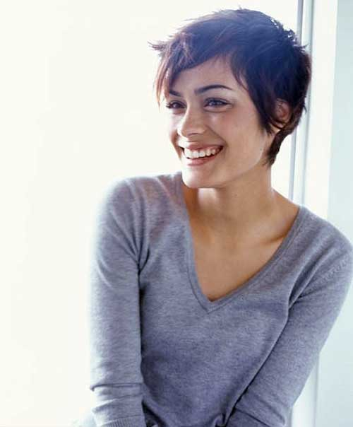 Astounding Cute Short Haircuts For Women 2012 2013 Short Hairstyles 2016 Short Hairstyles For Black Women Fulllsitofus