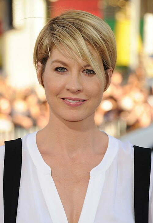 Astounding Very Short Haircuts With Bangs For Women Short Hairstyles 2016 Short Hairstyles Gunalazisus
