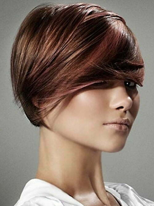 Short Hair Colour Ideas 2016
