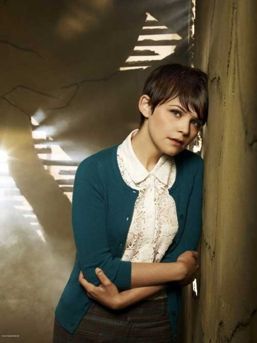 Modern pixie haircut pictures 2012