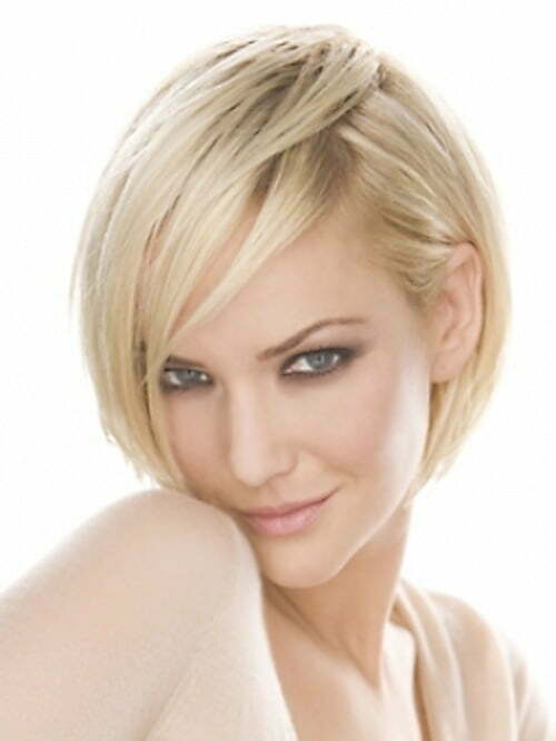 Short bob haircuts for women fall 2012