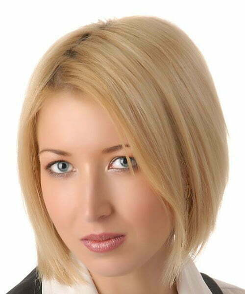Stacked short bob haircut pictures