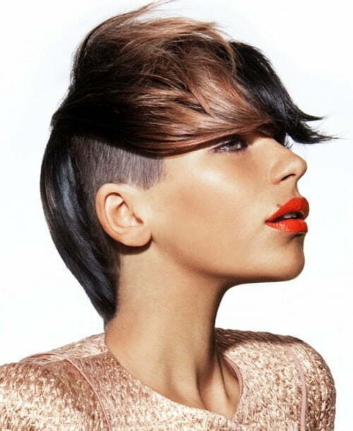 Stylish Punk Hair Color Ideas 2013