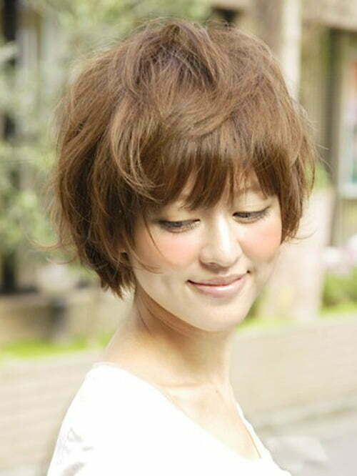 Trendy asian hairstyles for women 2013