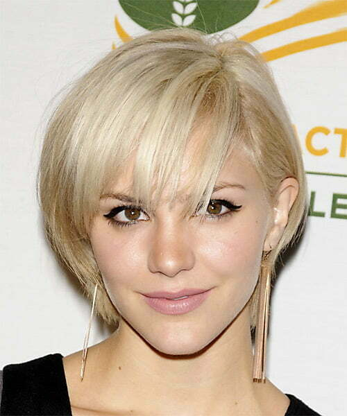 Miraculous Very Short Haircuts With Bangs For Women Short Hairstyles 2016 Short Hairstyles Gunalazisus