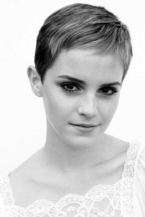 Best Short Pixie Haircut 2012 2013
