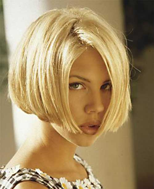 Cute simple hairstyles for short straight hair