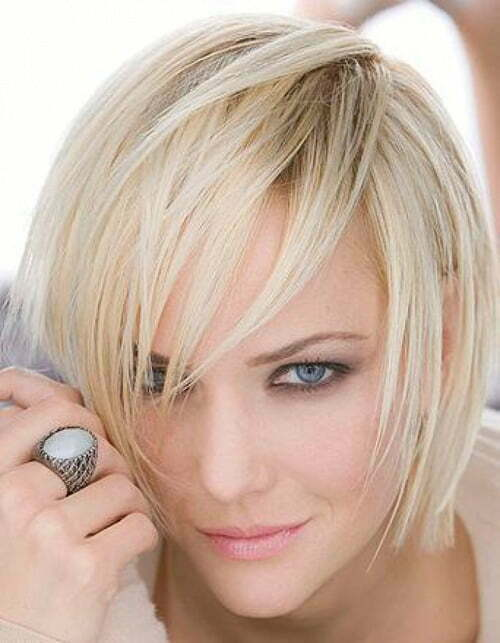 Short layered bob haircuts 2013 pictures