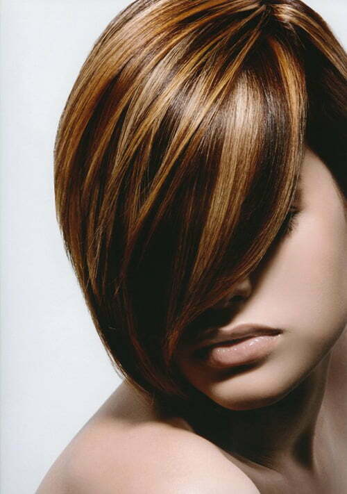 short hairstyles without bangs : Short Hair Colour Ideas 2012 - 2013 Short Hairstyles 2016 - 2017 ...