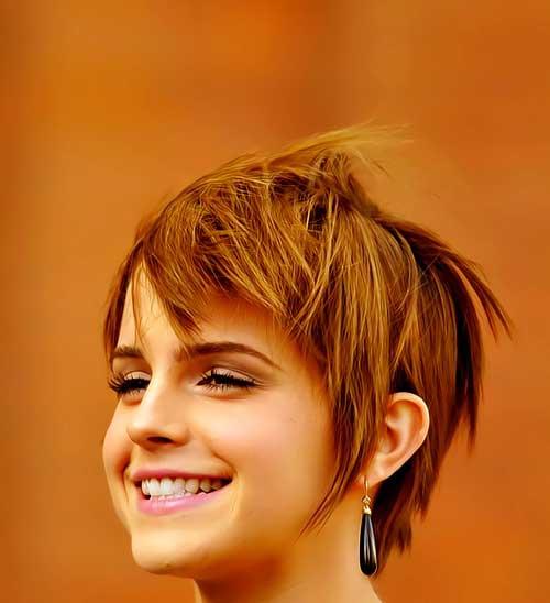 Cute pixie cropped haircut 2013