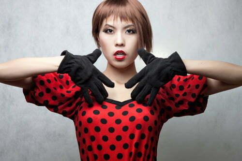 Cute short asian haircuts for women 2012