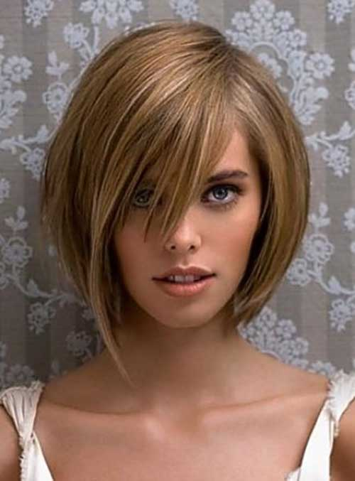 Cute short bob haircuts for women 2012