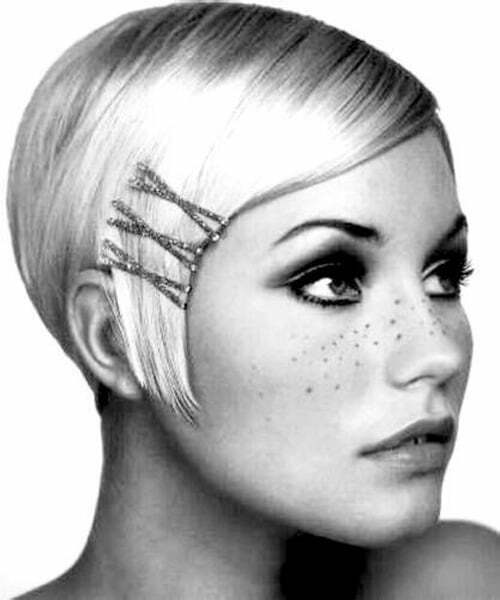 Cute short hairstyles for girls 2013