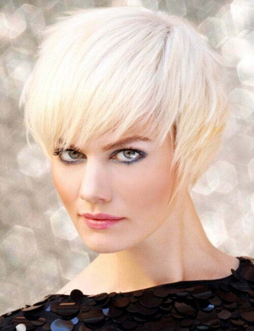 2013 Short Hair Trends for Fine Hair