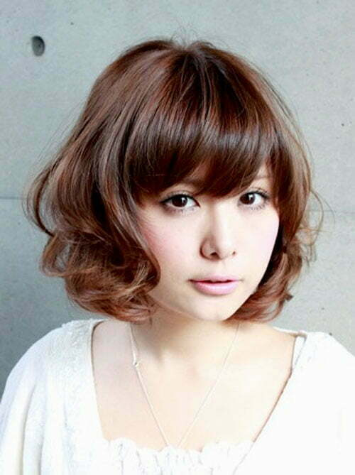 2013 japanese wavy hairstyles for women