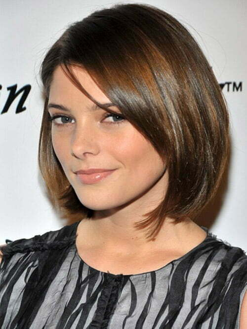 Ashley Greene short bob hair pictures