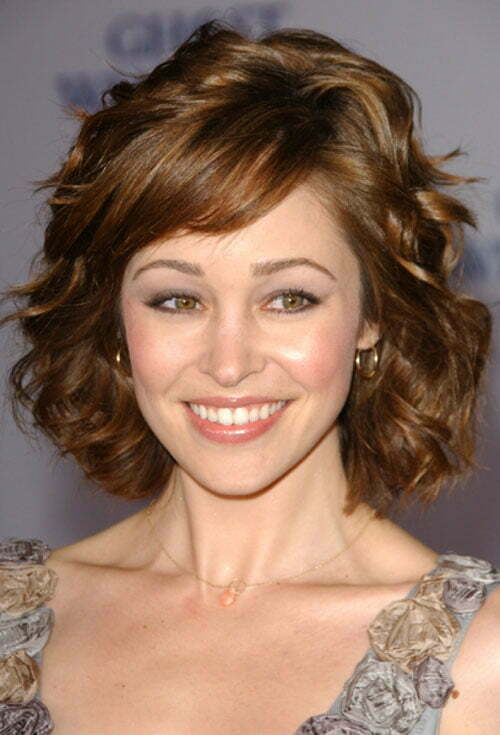 35 Short Wavy Hair 2012 2013 Short Hairstyles 2017