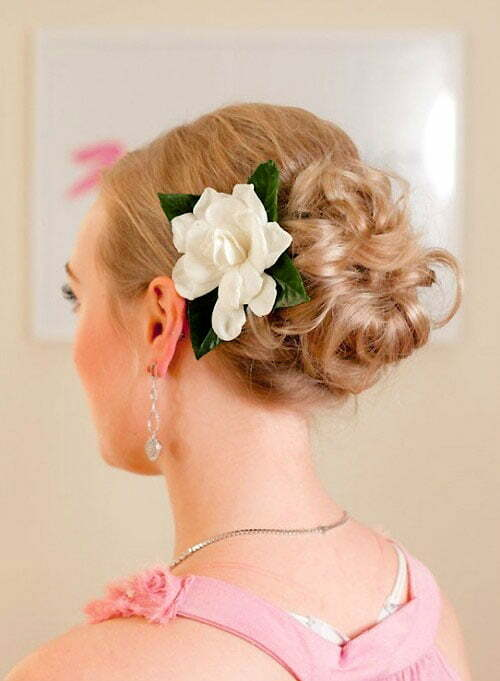 Beautiful wedding hairstyles pictures