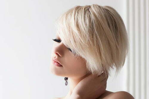 Best short bob haircuts for 2012