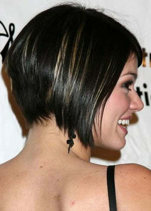 Short layered hairstyles for black hair