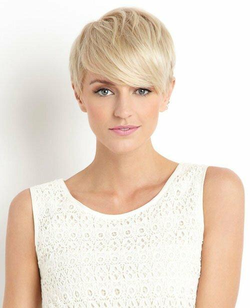 Cute short haircuts for blonde hair