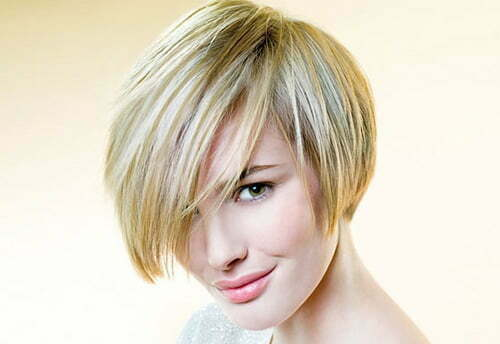 Easy bob hairstyles for straight hair