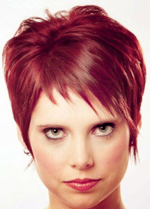 20 Short Straight Hair for Women 2012   2013   Short ...
