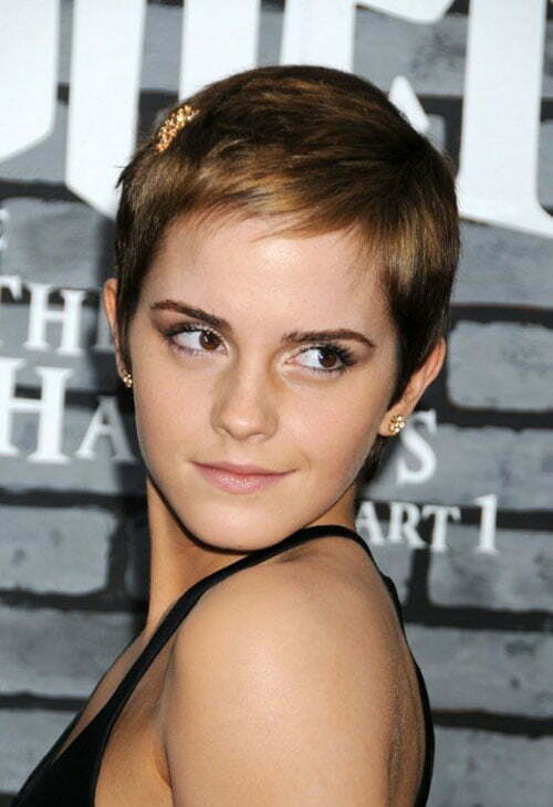 Short Haircut for Summer/Eemma watson