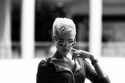 Chic Pixie Haircut Styles for women