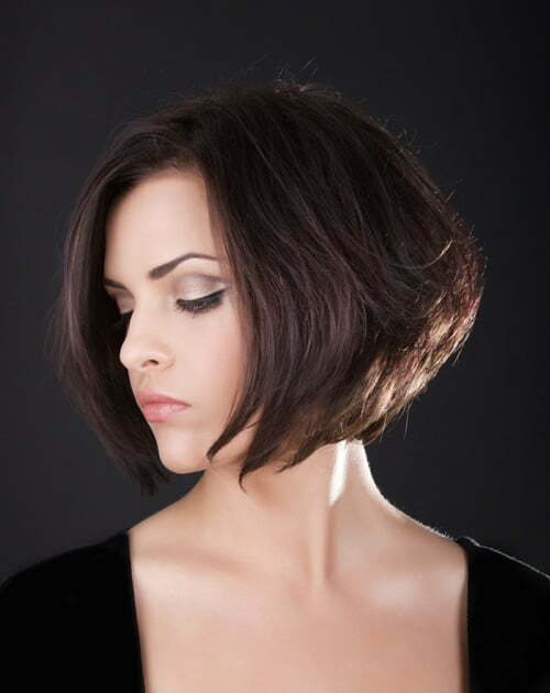 Stupendous Best Bob Haircuts For Thick Hair Best Layered Haircuts Amp Trends Short Hairstyles For Black Women Fulllsitofus