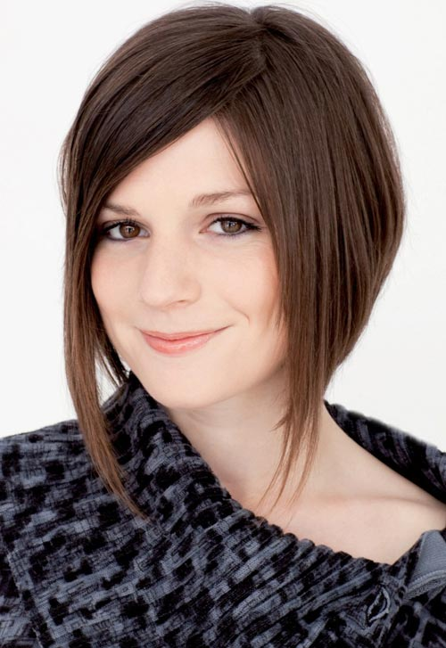 Classic short bob haircut photos