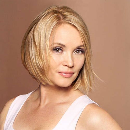 Cute short haircuts for thin blonde hair